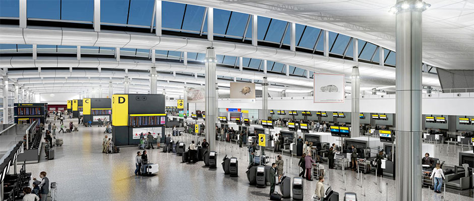 Heathrow Taxis - London (LHR) Airport Black Cabs